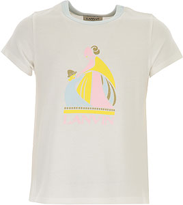 Lanvin T-Shirt Bambina - Spring - Summer 2021
