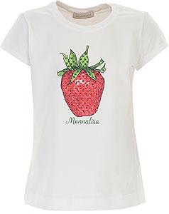 Monnalisa T-Shirt Bambina - Spring - Summer 2021