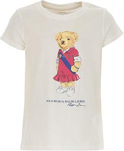 Ralph Lauren T-Shirt Bambina - Spring - Summer 2021