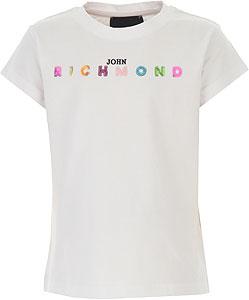 Richmond T-Shirt Bambina - Spring - Summer 2021