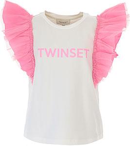 Twin Set by Simona Barberi T-Shirt Bambina - Spring - Summer 2021