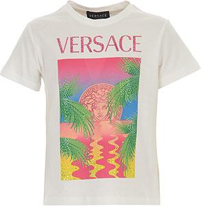 Versace T-Shirt Bambina - Spring - Summer 2021