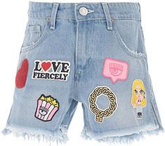 Chiara Ferragni Shorts Bambino - Spring - Summer 2021