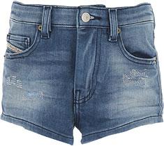 Diesel Shorts Bambino - Spring - Summer 2021