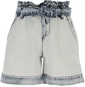 MSGM Shorts Bambino - Spring - Summer 2021