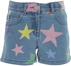 Stella McCartney Shorts Bambino - Spring - Summer 2021