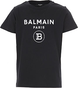 Balmain T-Shirt Bambina - Fall - Winter 2021/22