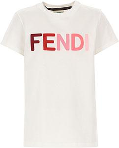 Fendi T-Shirt Bambina