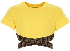 Fendi T-Shirt Bambina - Fall - Winter 2021/22