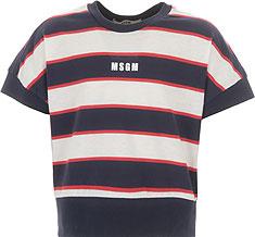 MSGM T-Shirt Bambina