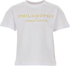 Philosophy di Lorenzo Serafini T-Shirt Bambina