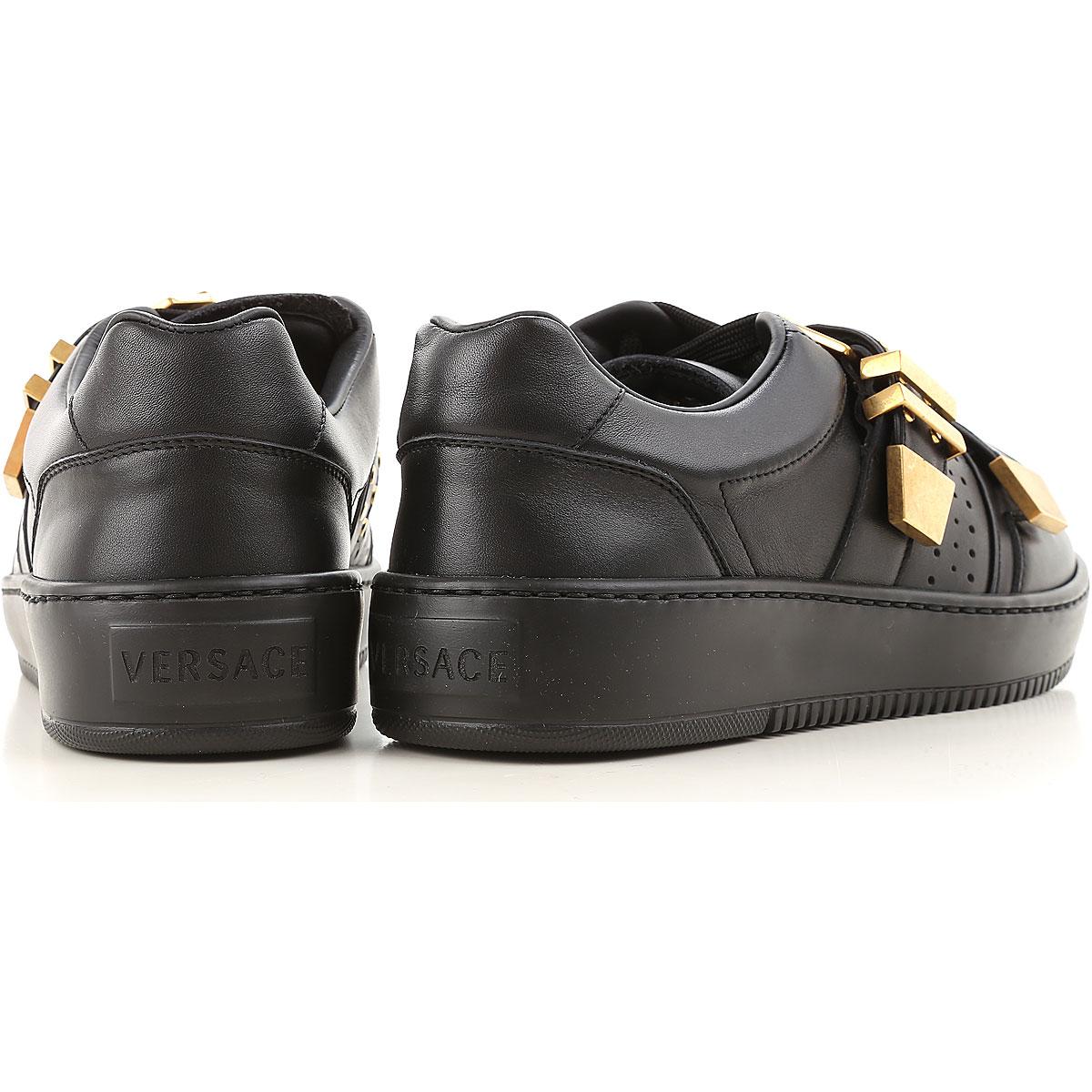 Scarpe Uomo Sneakers Versace Offerte Limitate