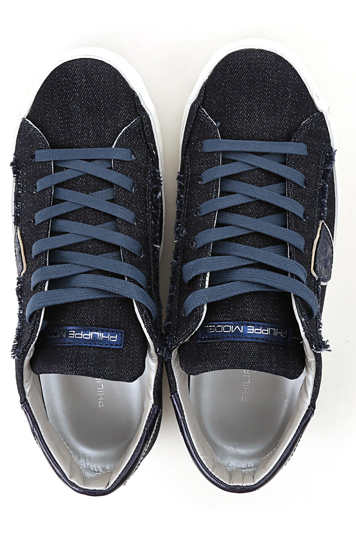 Scarpe Donna Sneakers Philippe Model Offerte Limitate