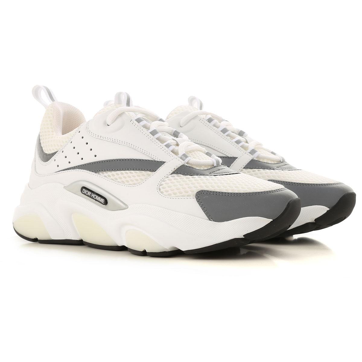 Scarpe Uomo Sneakers Christian Dior Offerte Limitate