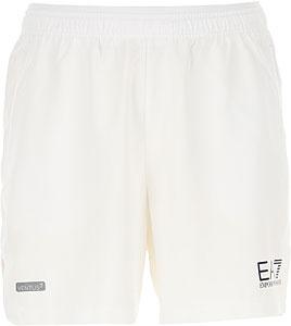Emporio Armani Shorts Uomo - Autunno - Inverno 2020/21