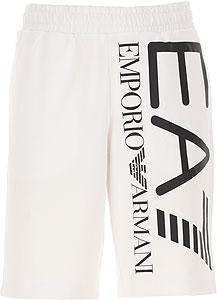 Emporio Armani Shorts Uomo - Spring - Summer 2021