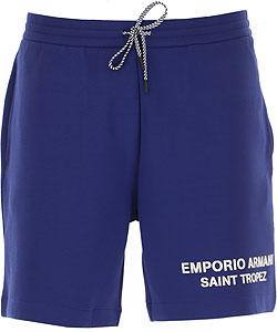 Emporio Armani Shorts Uomo - Fall - Winter 2021/22