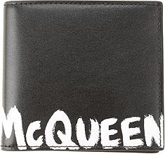Alexander McQueen Men's Wallet - Fall - Winter 2021/22
