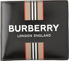 Burberry Men's Wallet - Autunno - Inverno 2020/21