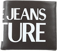 Versace Jeans Couture Men's Wallet - Fall - Winter 2021/22