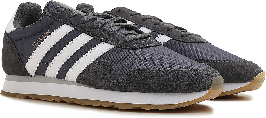 Scarpe Uomo Adidas, Codice Articolo: by9715-grey-