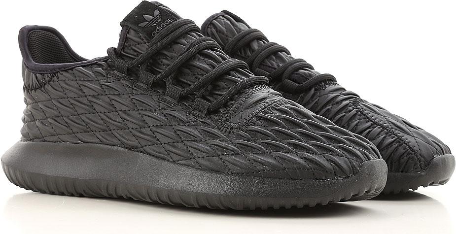 Scarpe Donna Adidas, Codice Articolo: bb8819-tubular-black