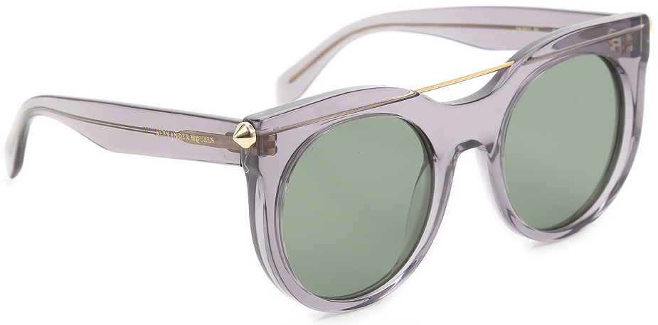 Occhiali da Sole Alexander McQueen, Codice Articolo: am0001s-002-