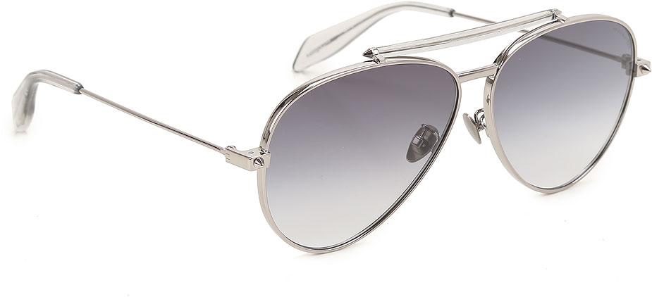 Occhiali da Sole Alexander McQueen, Codice Articolo: am0057s-002-