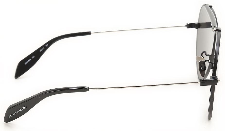 Occhiali da Sole Alexander McQueen, Codice Articolo: am0058s-001-