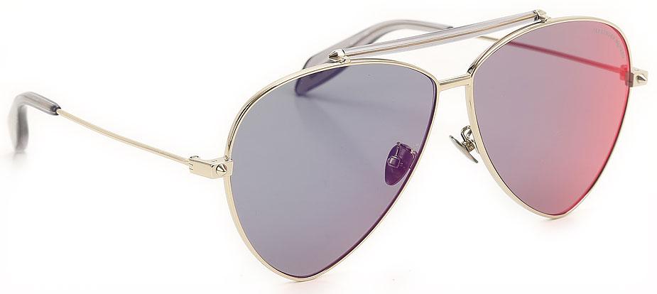 Occhiali da Sole Alexander McQueen, Codice Articolo: am0058s-004-