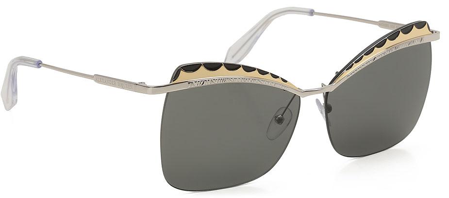 Occhiali da Sole Alexander McQueen, Codice Articolo: am0059s-008-