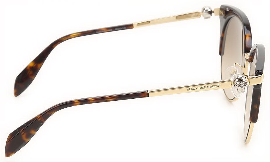 Occhiali da Sole Alexander McQueen, Codice Articolo: am0082s-002-