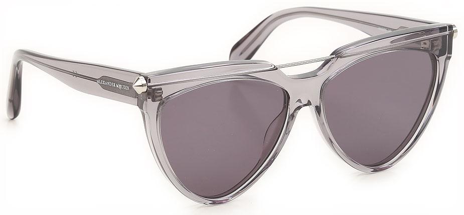 Occhiali da Sole Alexander McQueen, Codice Articolo: am0087s-002-