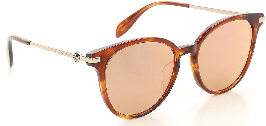 Occhiali da Sole Alexander McQueen, Codice Articolo: am0122sk-004-