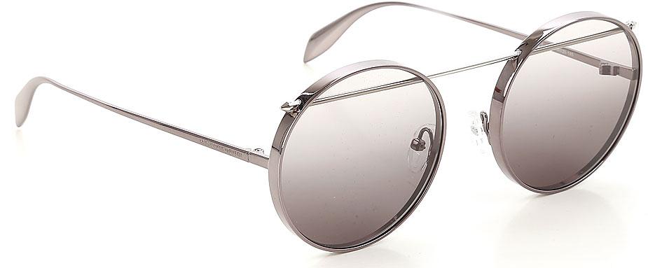 Occhiali da Sole Alexander McQueen, Codice Articolo: am0137s-003-