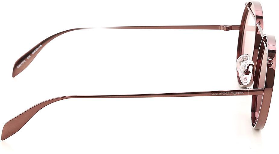 Occhiali da Sole Alexander McQueen, Codice Articolo: am0137s-004-