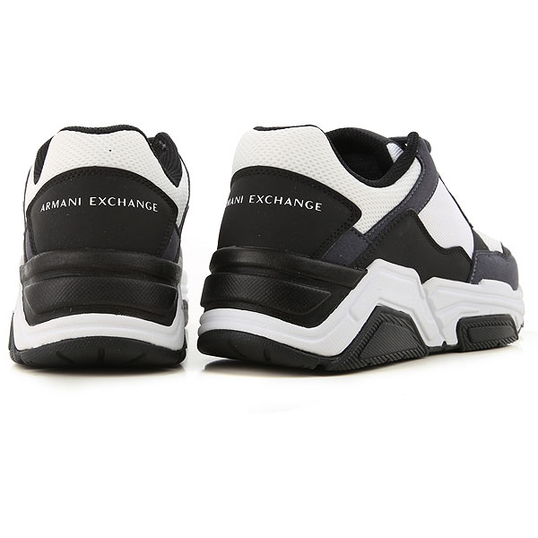 Mens Shoes Armani Exchange, Style code