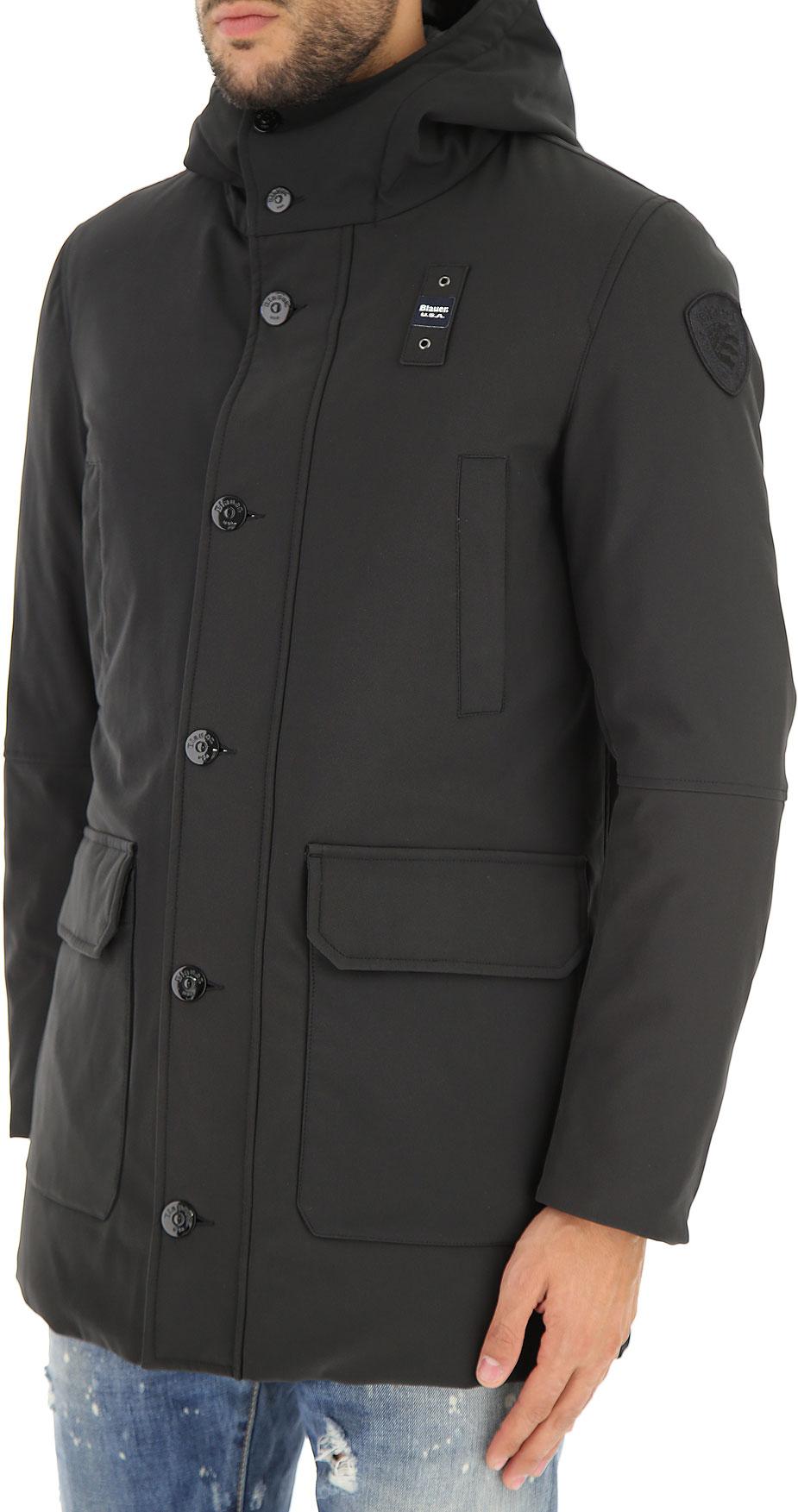 Abbigliamento Uomo Blauer, Codice Articolo: 17wbluk03075-004723-999