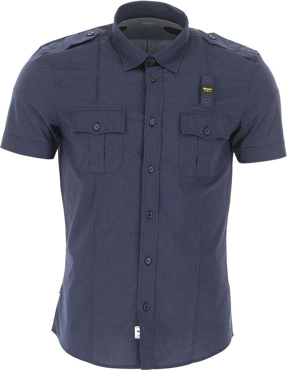 Abbigliamento Uomo Blauer, Codice Articolo: 18sblus02203-004612-888