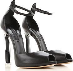Sandales Pour Les Femmes En Vente, Gris Pierre, Cuir, 2017, 35 36 36,5 37 38 38,5 40 Dolce & Gabbana