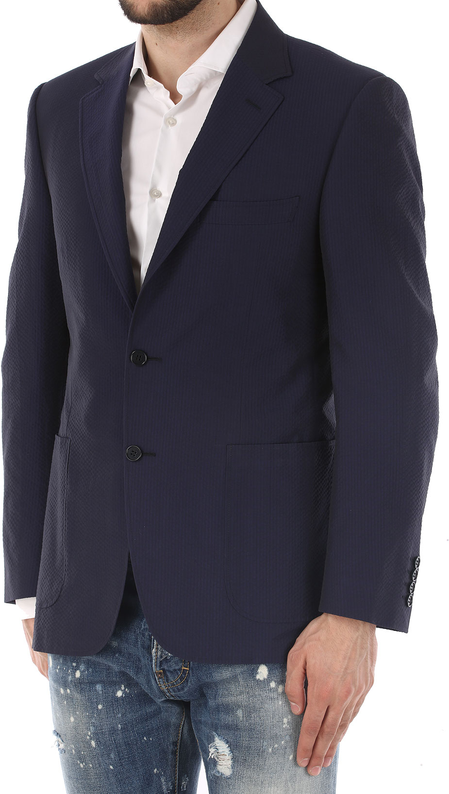Abbigliamento Uomo Canali, Codice Articolo: 21288-cf01093-301