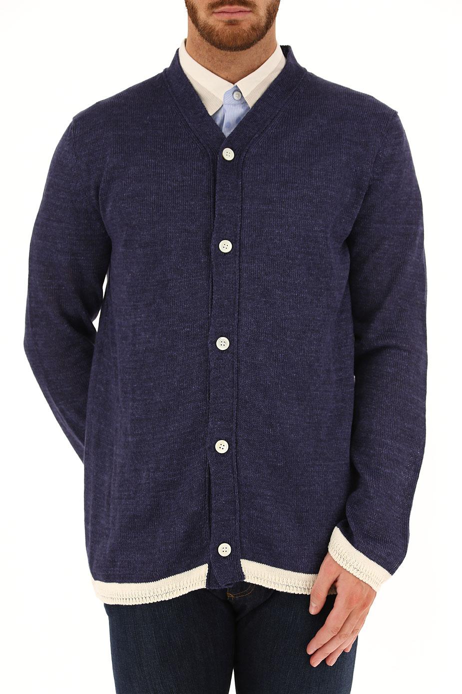 Abbigliamento Uomo Comme des Gar�ons, Codice Articolo: s22510-blu-