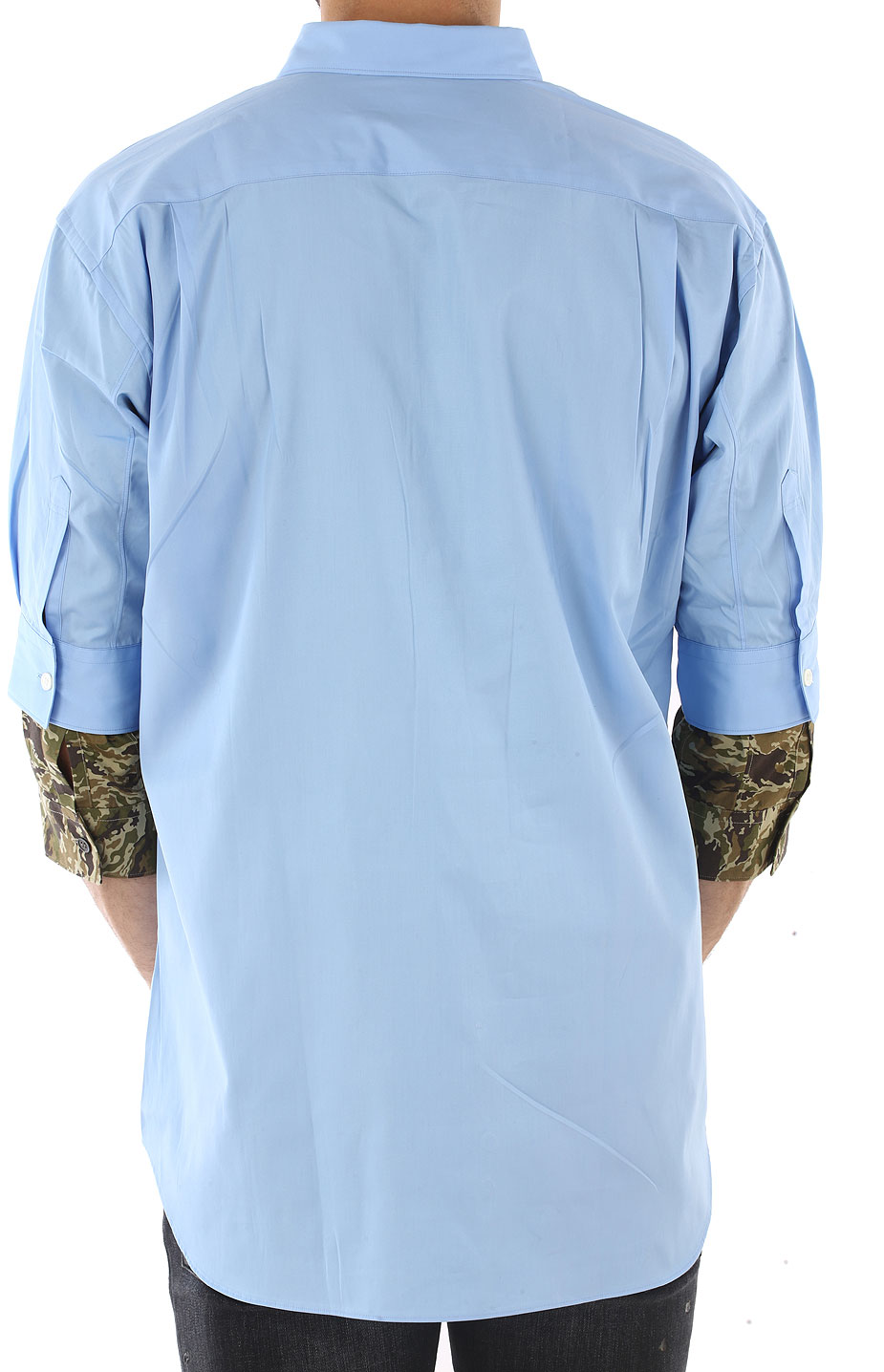 Abbigliamento Uomo Comme Des Gar�ons Codice Articolo S25010-azz-