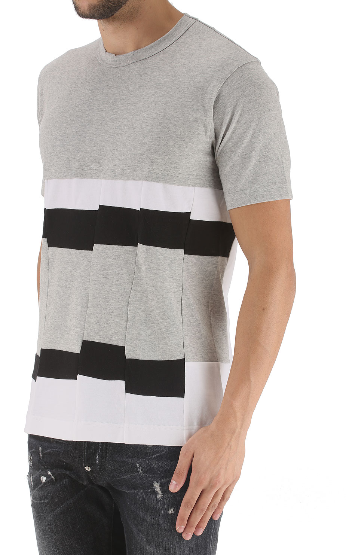 Abbigliamento Uomo Comme Des Gar�ons Codice Articolo W24116-gri-