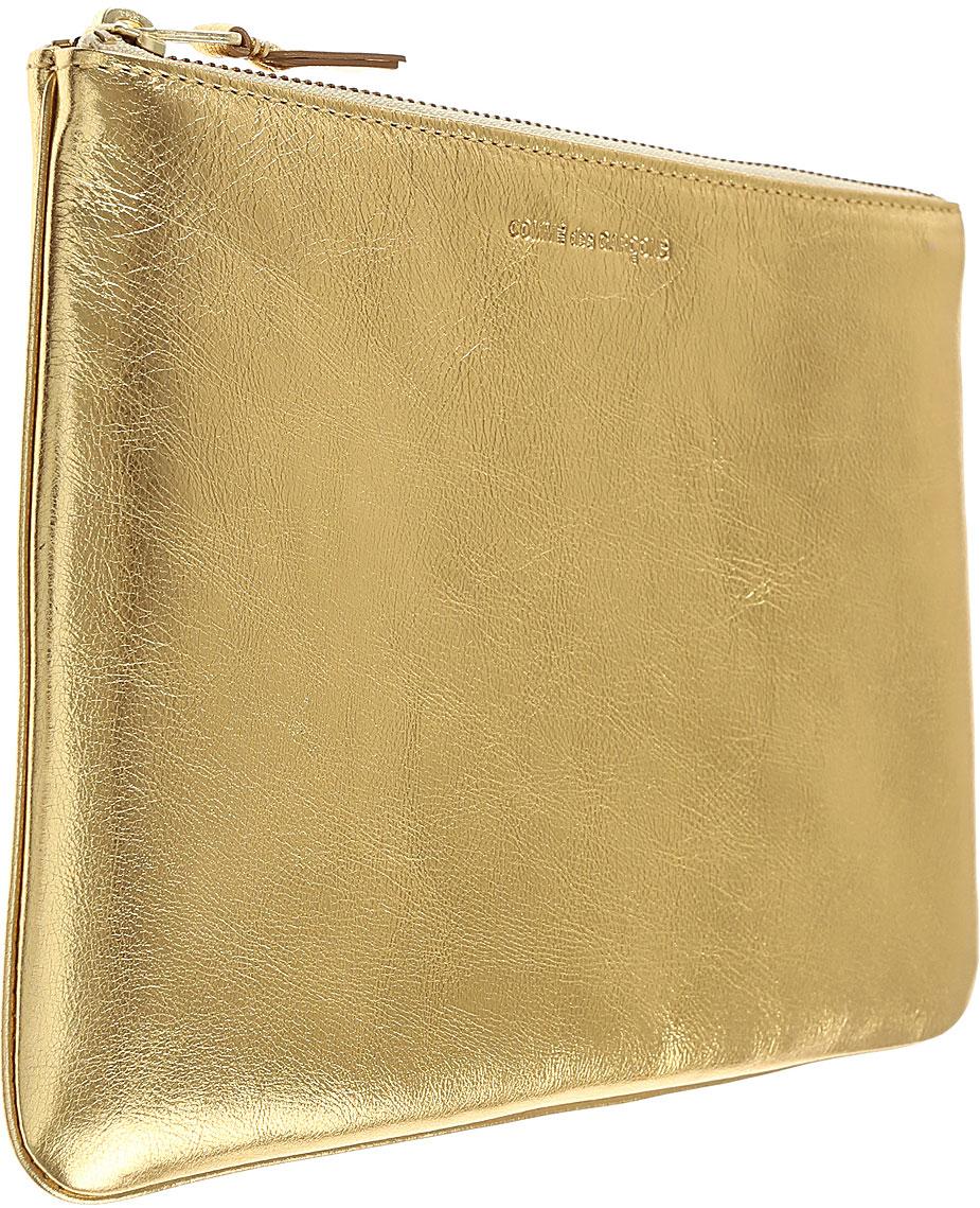 Portafogli Donna Comme des Gar�ons, Codice Articolo: sa5100g-oro-