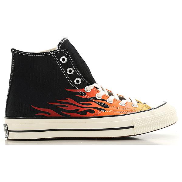converse fiamme