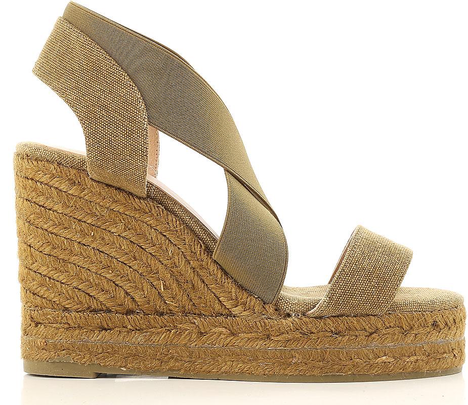 Scarpe Donna Castaner, Codice Articolo: 020138-403-bambu