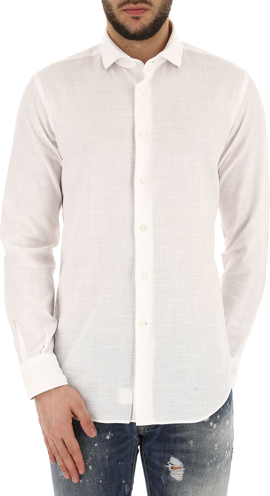 Abbigliamento Uomo Del Siena, Codice Articolo: fd24-234230-001