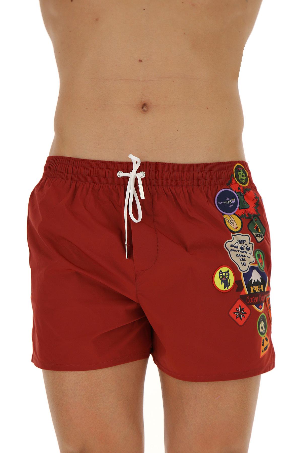 de7edeb47c Mens Swimwear Dsquared2, Style code: b7b641820-400-