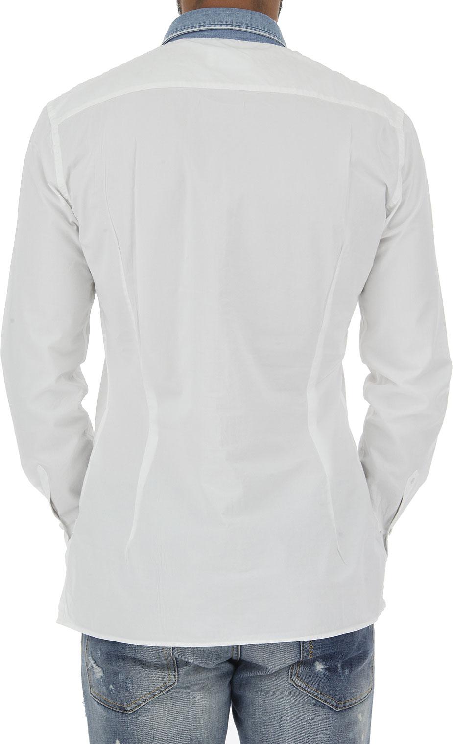 Abbigliamento Uomo Dondup, Codice Articolo: uc199-cf095u-ptdb